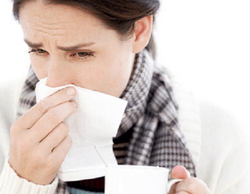 причини за запушването на носа