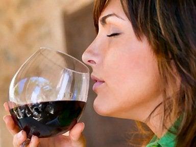 червеното вино лекува инфекциите на венците