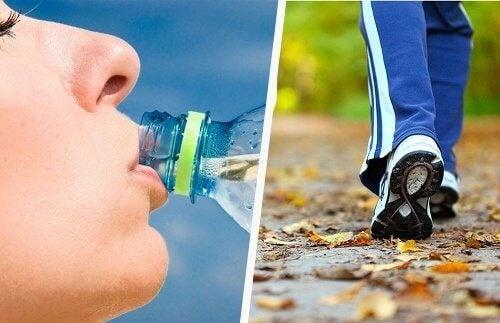 10 прости начина да горим калории през целия ден