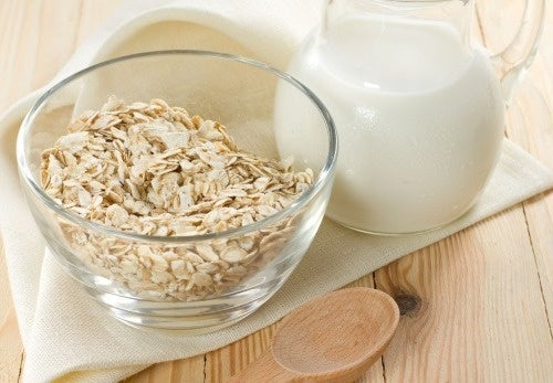 Една от моногобройните ползи от овесените ядки е, че спомагат отслабването.