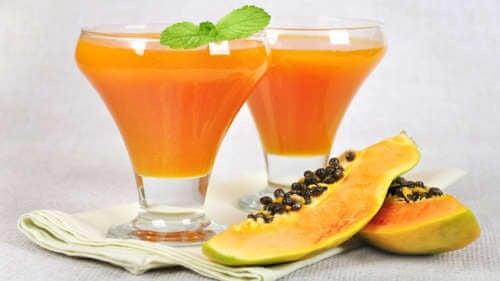 Смути от папая и лайка срещу синдрома на раздразнените черва