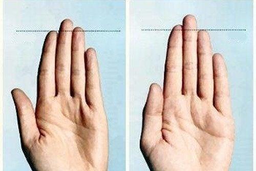8 неща, които пръстите говорят за здравето и личността