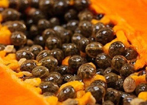 5 огромни ползи от семената от папая