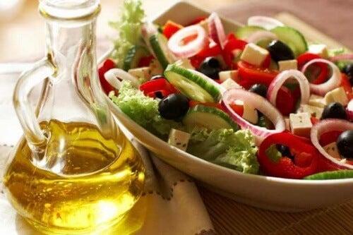 Средиземноморската диета е много полезна за сърцето