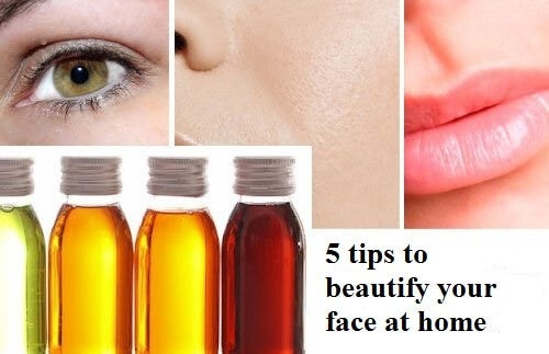 5 трика за разкрасяване на лицето