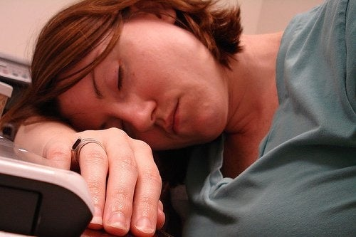 недостигът на витамини води до умора и липса на енергия