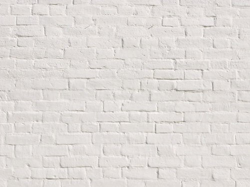 Представете си бяла стена, когато целите отпускане на ума