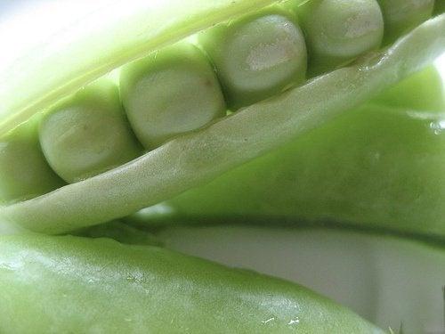 Грахът е храна за здравето на панкреаса