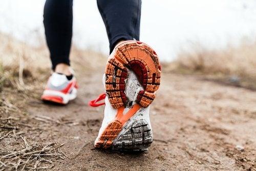 Разходката може да помогне за подобряване на настроението