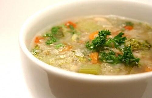 Храненето е от значение в процеса на възстановяване от настинка