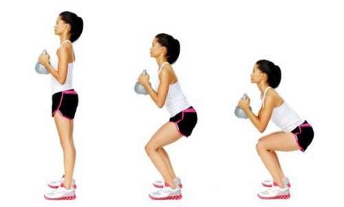 Тренировка за по-здрави седалищни мускули