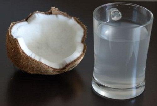 кокосова вода за лечение