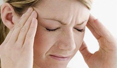 напрежение в главата при аневризмата