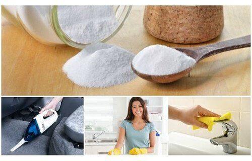 6 странни приложения на сода бикарбонат