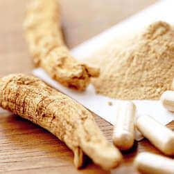 корен от женшен - средство за лечение на тревожността и нервите