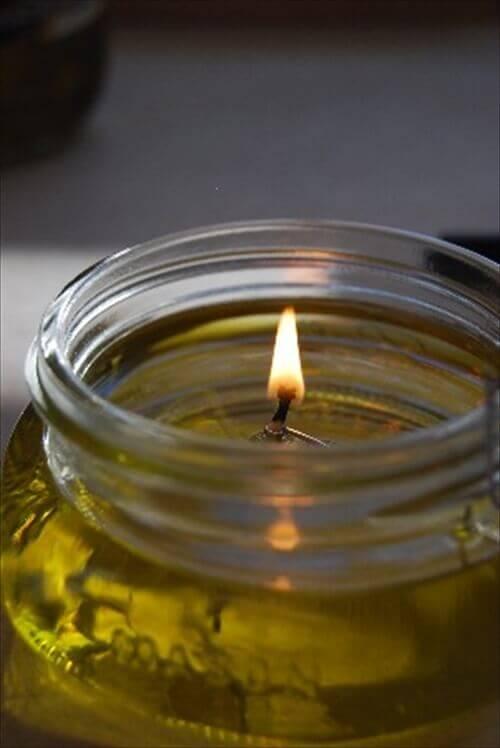 идеи за рециклиране на използваното олио за готвене