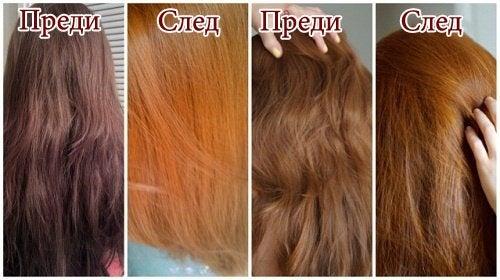 3 лесни начина да изсветлите косата си
