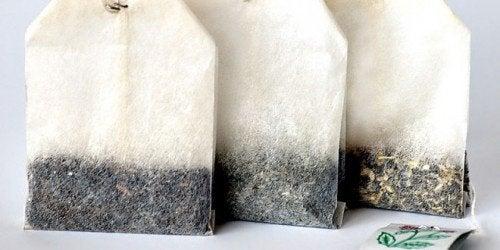 Как да използваме повторно чаените торбички и кафето