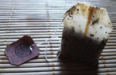 Алтернативни употреби на чаените торбички