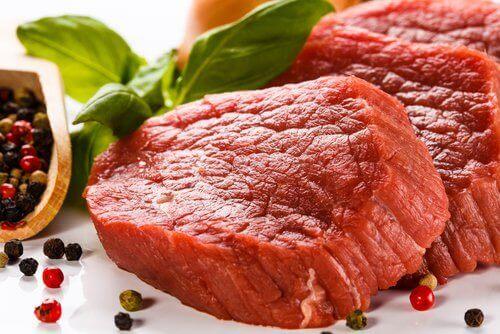 Вечер не се хранете с червено месо