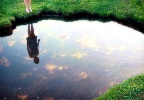 Вие ли сте човекът в огледалото?