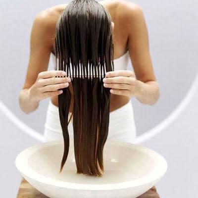 Маска за коса с майонеза за увеличаване обема на косата