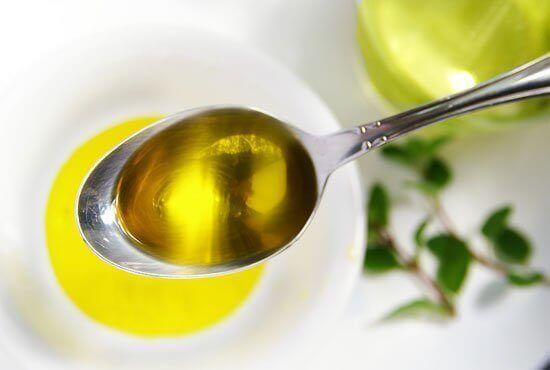 За здраво дебело черво - зехтин екстра върджин с няколко капки лимонов сок