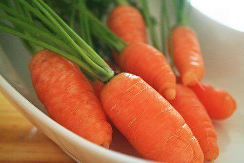 Моркови за сок с антиоксиданти