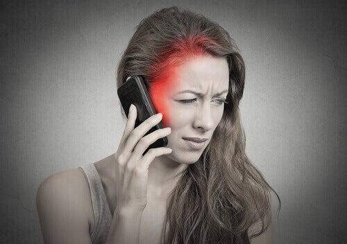 радиация и мобилни телефони