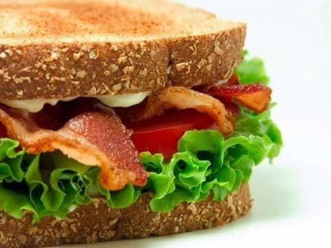 вкусна закуска: сандвич
