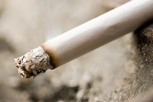 Тютюнопушенето вреди на децата.