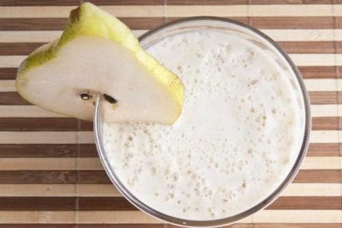овесени ядки с круша срещу лош холестерол