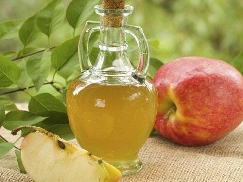 Може ли да се отслабне с ябълковия оцет?
