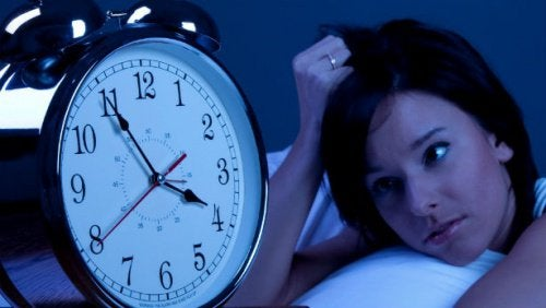 Събуждането през нощта всъщност е реакция на мозъка към стреса.
