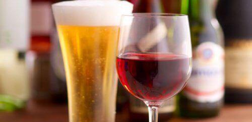 Бира или вино