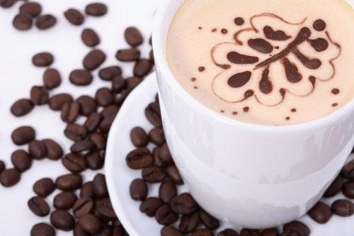 Кафето провокира появата на целулит.