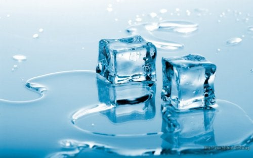 можете да спрете кръвотечение от носа с лед