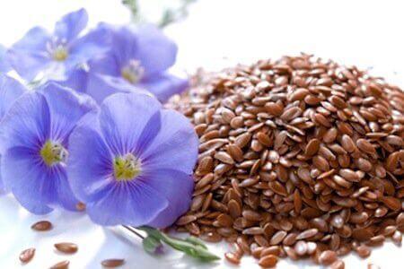 ленено семе срещу лошия холестерол