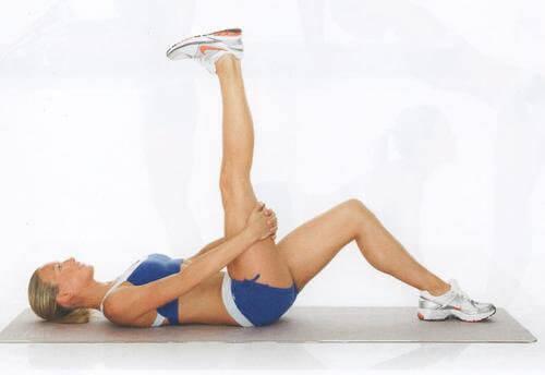 Специалистът ще ви даде списък от упражнения, които можете да изпълнявате.