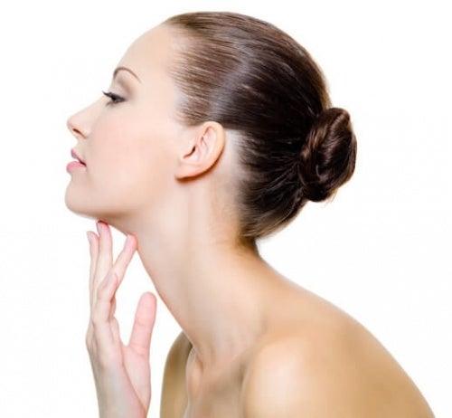 хидратация за да подобрите състоянието на кожата