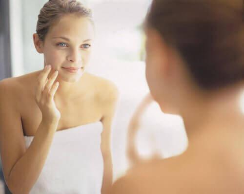 какви продукти да използвате за подобряване състоянието на кожата