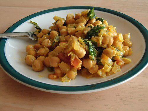Засищащи храни: бобови култури