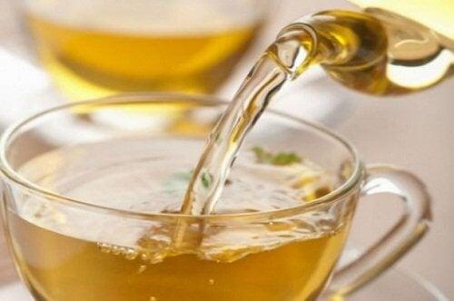 Чай с артишок за отслабване