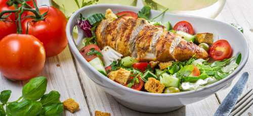 Алкални диети - предложения за обяд