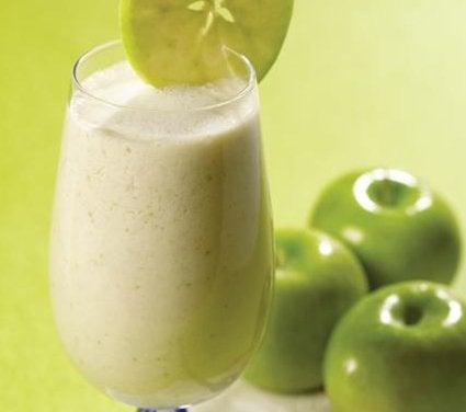 Засищащи храни: зелени ябълки