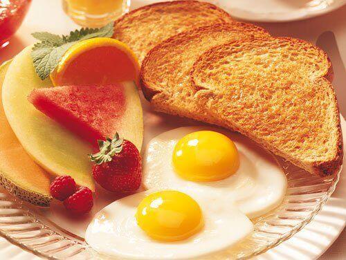 Здравословна и вкусна закуска