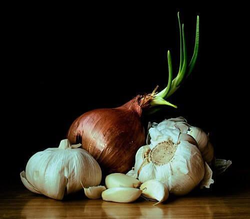 За да засадите чесън у дома са ви необходими чесън, саксия и почвена смес