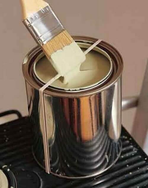 Домашни трикове - боядисване
