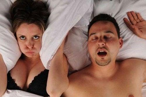 Досадното хъркане: опасно за вашето здраве