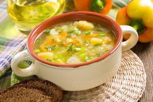 4 супи за премахване на токсините